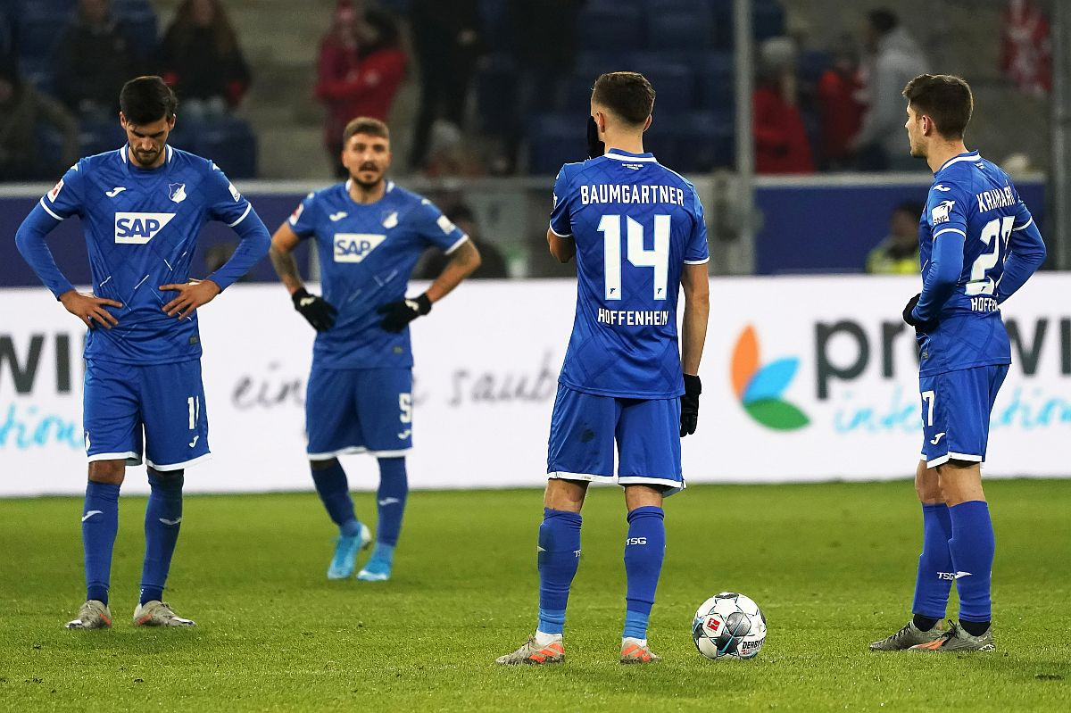 Hoffenheim ne pamti ovakav debakl na domaćem terenu