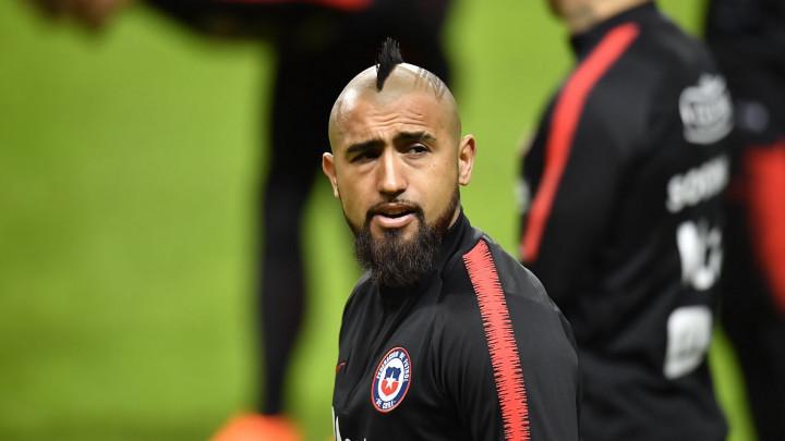 Još jedan zvučan transfer: Vidal sutra na ljekarskim pregledima