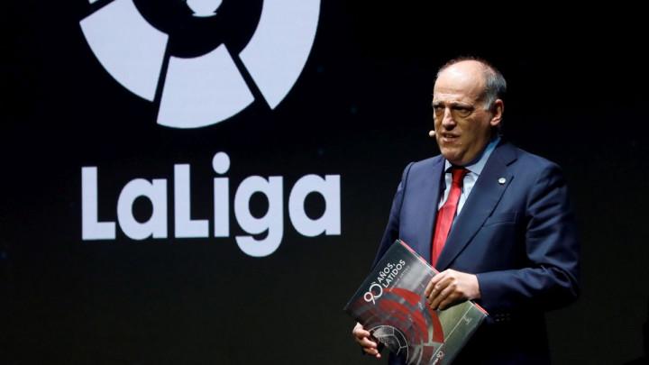 Predsjednik La Lige: Uvjeren sam da ćemo završiti sezonu
