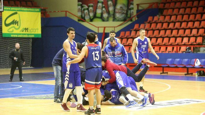 Drugi tim Igokee na završnici Kupa BiH
