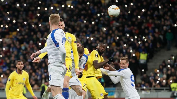Chelsea na krilima sjajnog Girouda razbio Dynamo, Valencia u šok završnici do četvrtfinala