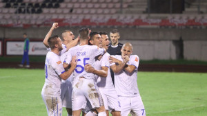 FK Tuzla City slavio u Doboj Kaknju
