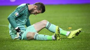 Novi problemi za Solskjaera, De Gea se povrijedio