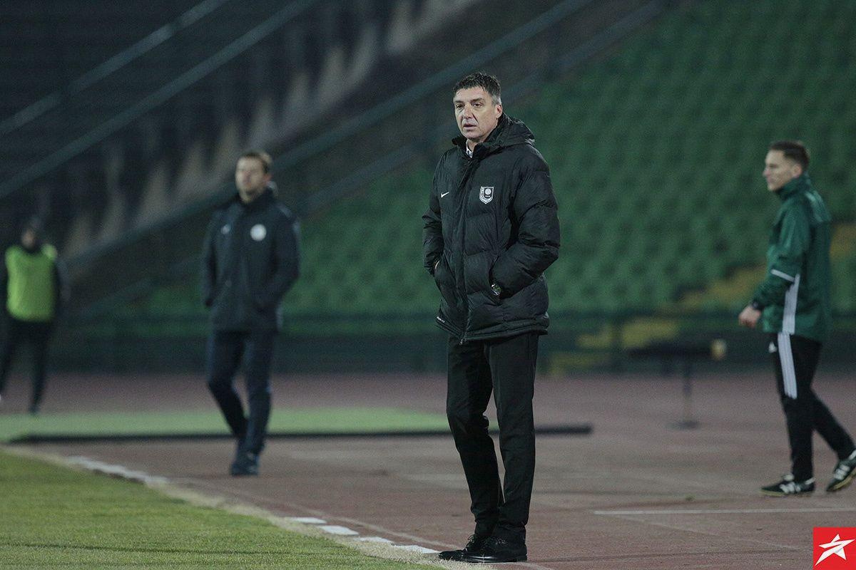 Marinović: Utakmica je bila pod našom kontrolom