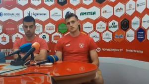 Zajmović: Velež je kvalitetna ekipa, nadam se da ćemo u Evropi igrati više od jednog pretkola