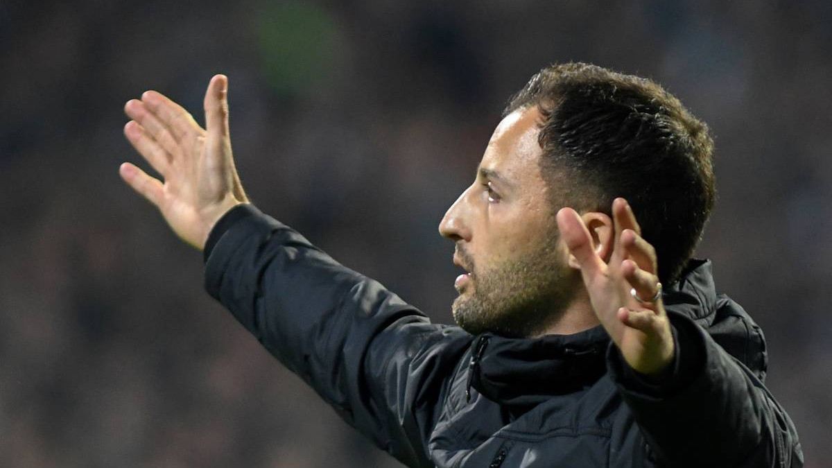 Schalke poslije 'sedmice' smijenio Tedesca