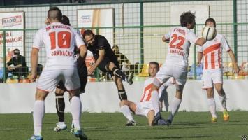 Bogičević razočarao navijače na Banja Ilidži
