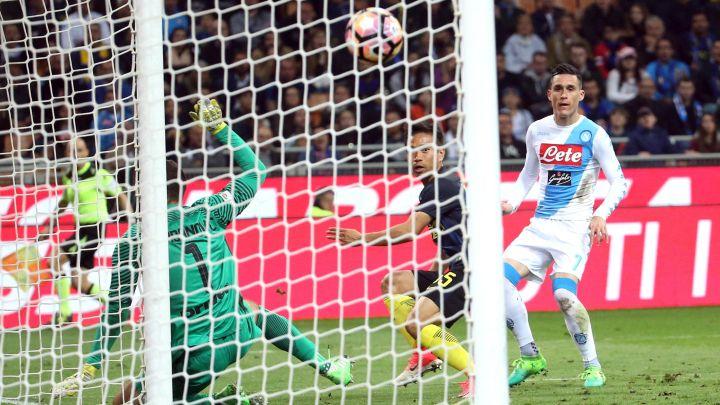 Callejon vjeruje da će Napoli završiti na drugom mjestu
