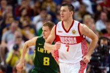 Eurobasket: Fridzon malo ispred kod blijedih Rusa
