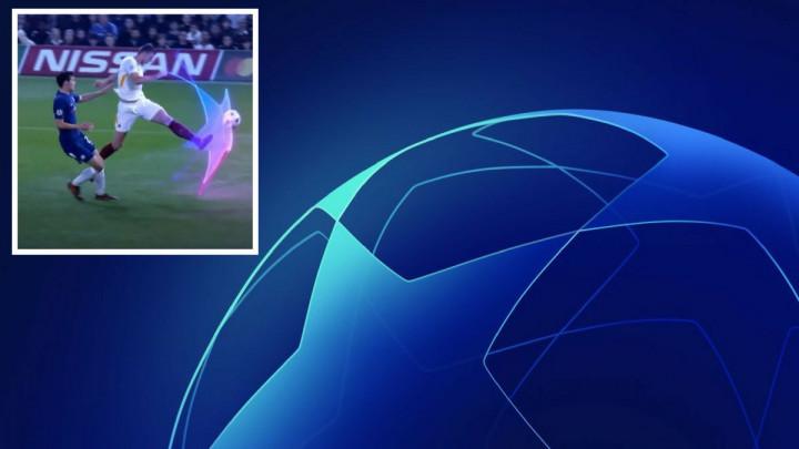 Potpuno novi vizuelni identitet Lige šampiona, Džeko u jednoj od glavnih uloga
