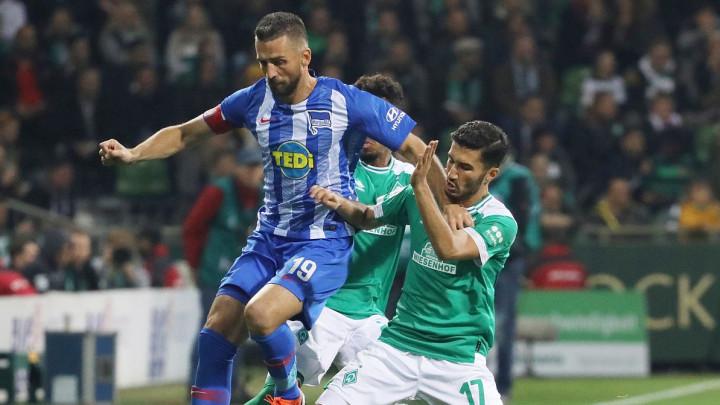Ibišević se ispromašivao, Werder savladao Herthu