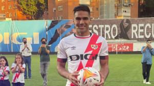 Falcao potpisao za Rayo Vallecano i sve šokirao izborom broja u novom klubu