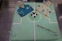Salihović i Štilić zajedno rezali tortu