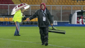 Nije bilo šanse da se igra: Odgođen meč italijanske Serije A