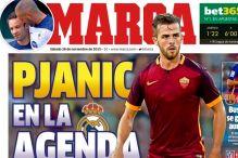 Marca ne griješi: Pjanić želja Real Madrida!