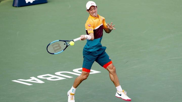 Veliko iznenađenje u Dubaiju, prvi nosilac Kei Nishikori ispao od 77. igrača na svijetu