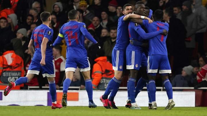 Čudo u Londonu: Olympiakos zabio gol u 120. minuti i izbacio Arsenal iz Evropske lige