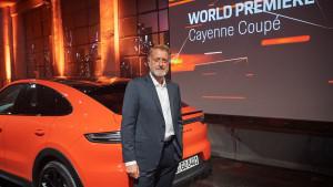 Cayenne Coupé – čista dinamika