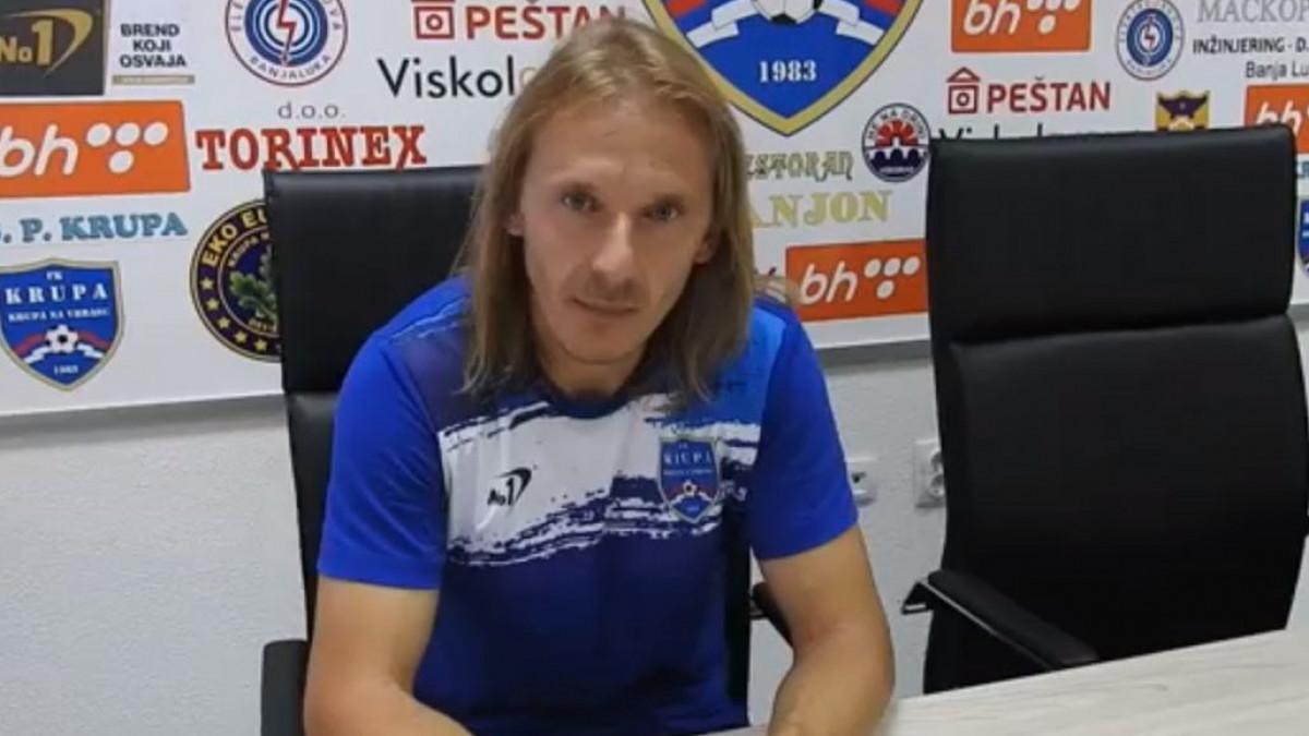 Branislav Krunić novi trener FK Borac!