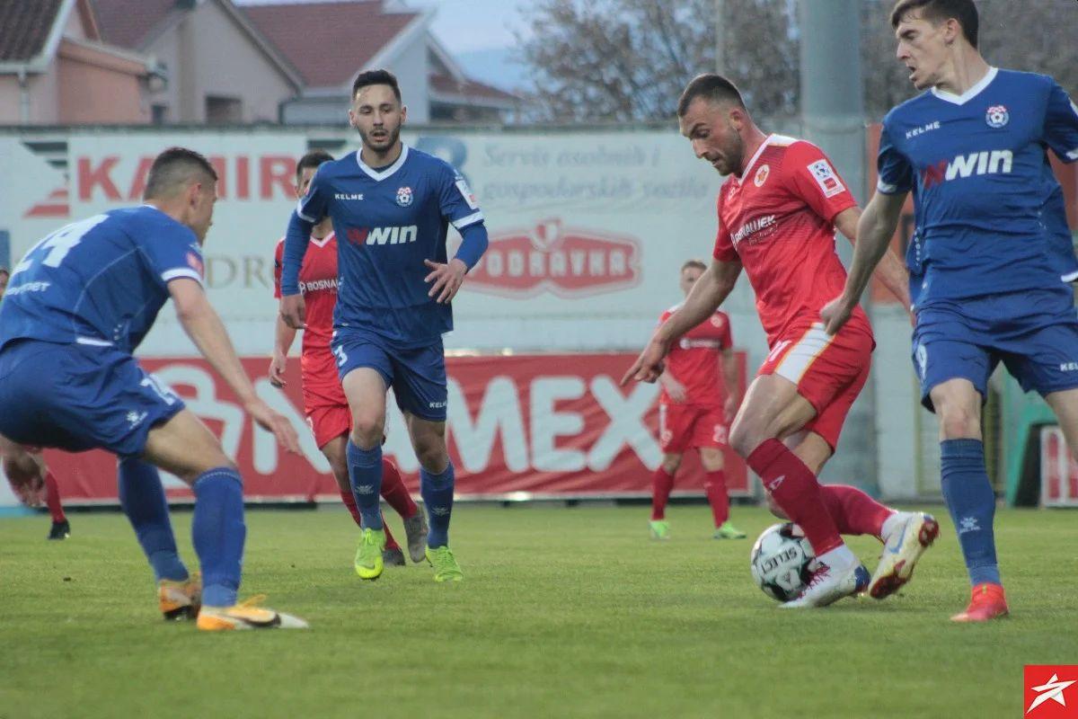 Gospodska objava FK Velež nakon utakmice protiv Širokog Brijega