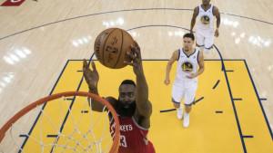 Čudesni Harden uništio NBA prvake, neuspješan povratak Leonarda u San Antonio