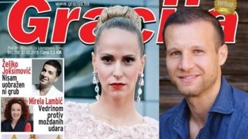 Zlatan Muslimović ljubi bivšu suprugu predsjednika KSBiH