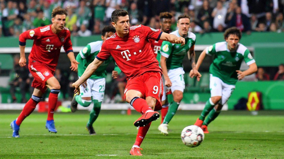 Werder skupo prodao kožu, Bayern u finalu Kupa Njemačke