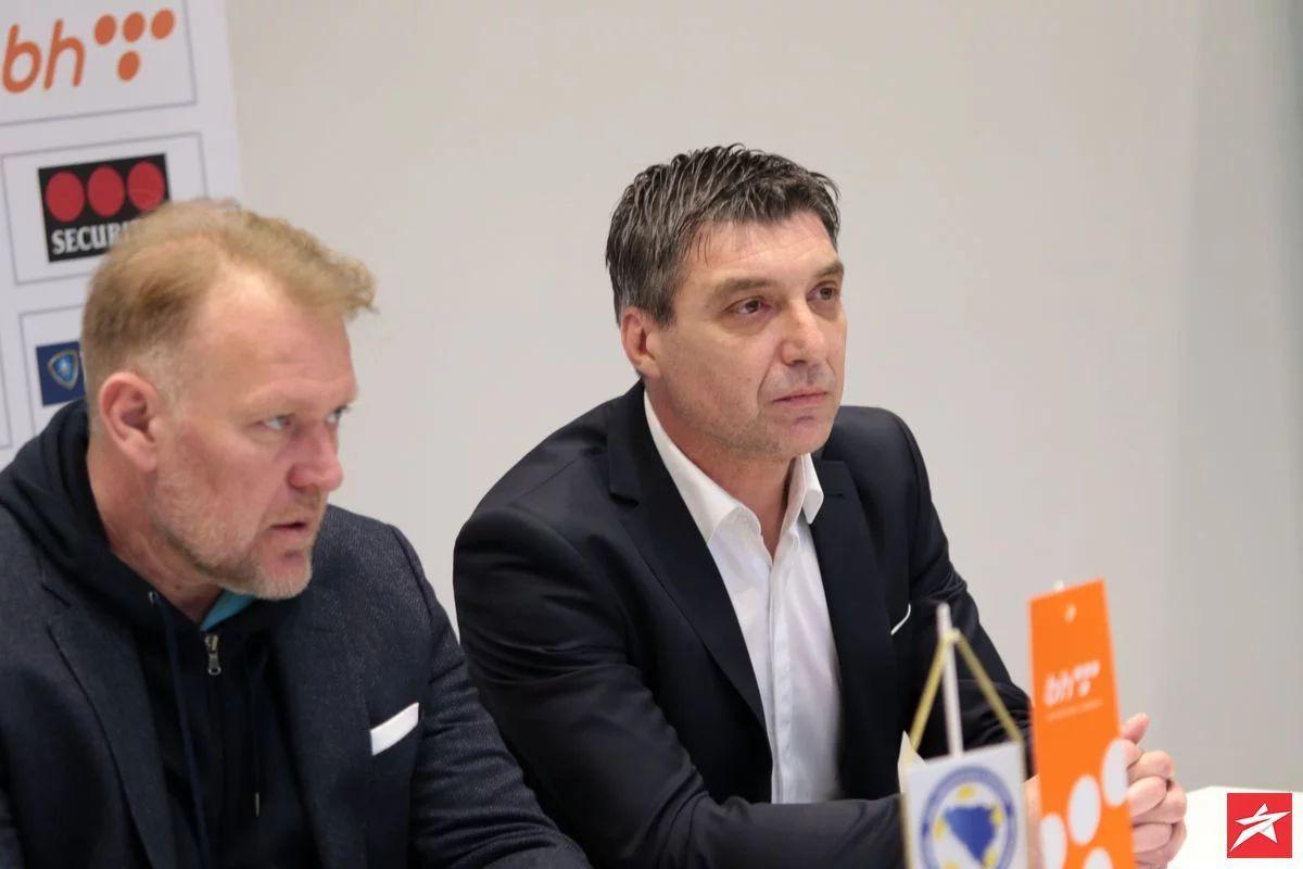 Vinko Marinović: Čestitam momcima na igri i borbenosti