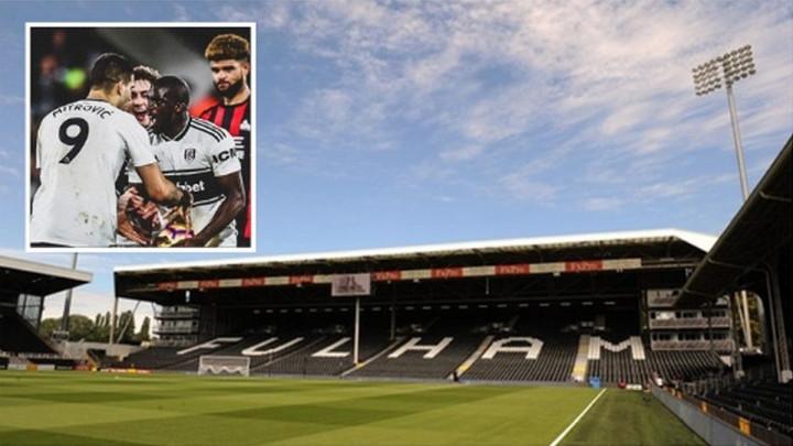 Napadač Fulhama iza rešetaka!