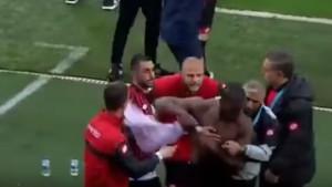 Brat Paula Pogbe izdao ekipu, saigrači ga napali na terenu!