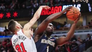 Kada će 'zvijer' debitovati u NBA ligi?