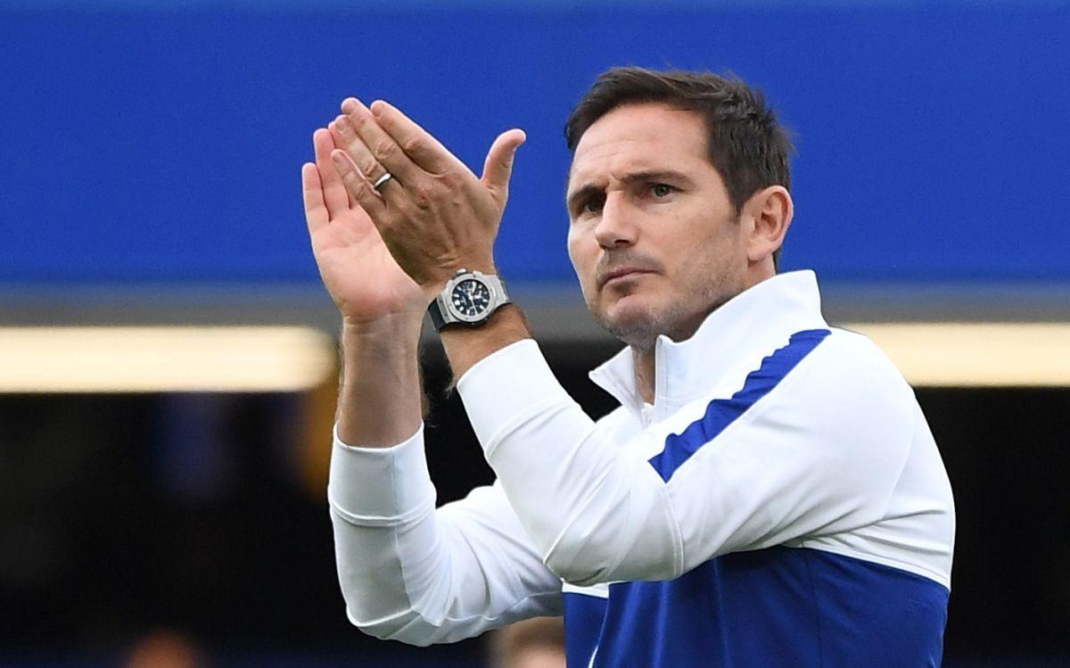 Frank Lampard traži strpljenje: Gradimo nešto...