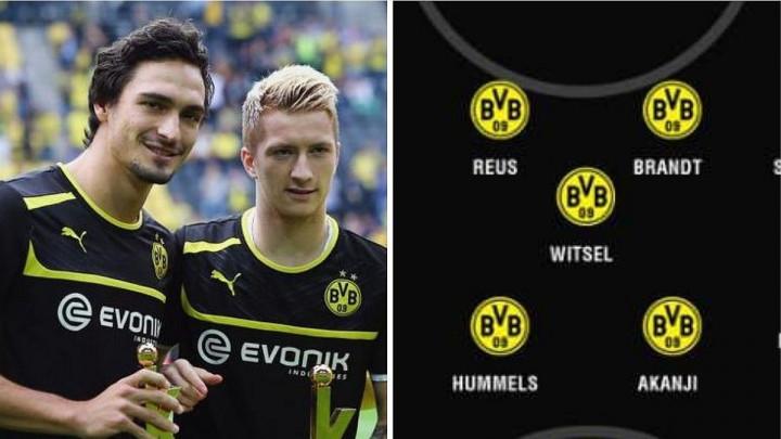 Borussia Dortmund je ponovo u modi: Milioneri imaju sastav za najveća djela!