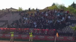 Navijačima FK Sarajevo sa Tušnja pozivnica za duel s Borcem, ali pod jednim uslovom