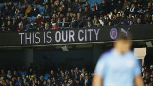 Ružne poruke za UEFA-u s tribina Etihada