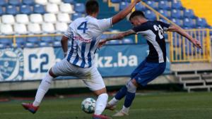 GOŠK na Grbavici odličan ispit za FK Željezničar: Plavi na kraju ipak bolji