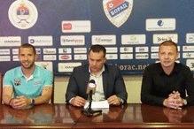 Zeljković: Želimo da Borac ima zapaženu ulogu u PL