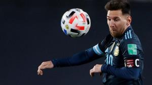 Messi ljut na Brazilca: Možda to radi namjerno?