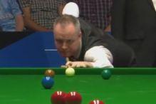 Higgins vodi u finalu protiv Selbyja