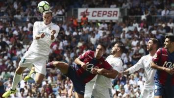 Kiks Reala: Levanteu veliki bod u Madridu