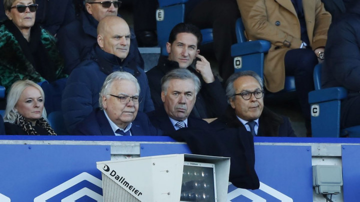 Ancelotti: Everton je klub s bogatom tradicijom, želje vlasnika i uprave mi prijaju