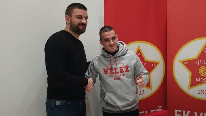 Berin Čatić potpisao za FK Velež
