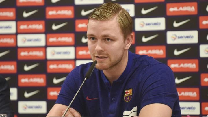Palmarsson: Dolaskom u Barcelonu sam ostvario san