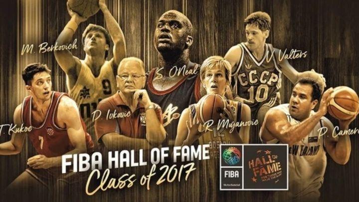 Razija Mujanović primljena u FIBA Kuću slavnih