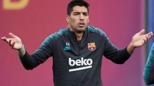 Luis Suarez večeras u Pragu želi prekinuti najveću noćnu moru u svojoj karijeri