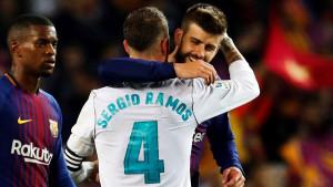 """Pique iskreno priznao kakav odnos imaju on i Sergio Ramos: """"On mi nije prijatelj, ali..."""""""