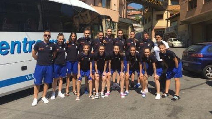 Ženska juniorska reprezentacija otputovala u Srbiju