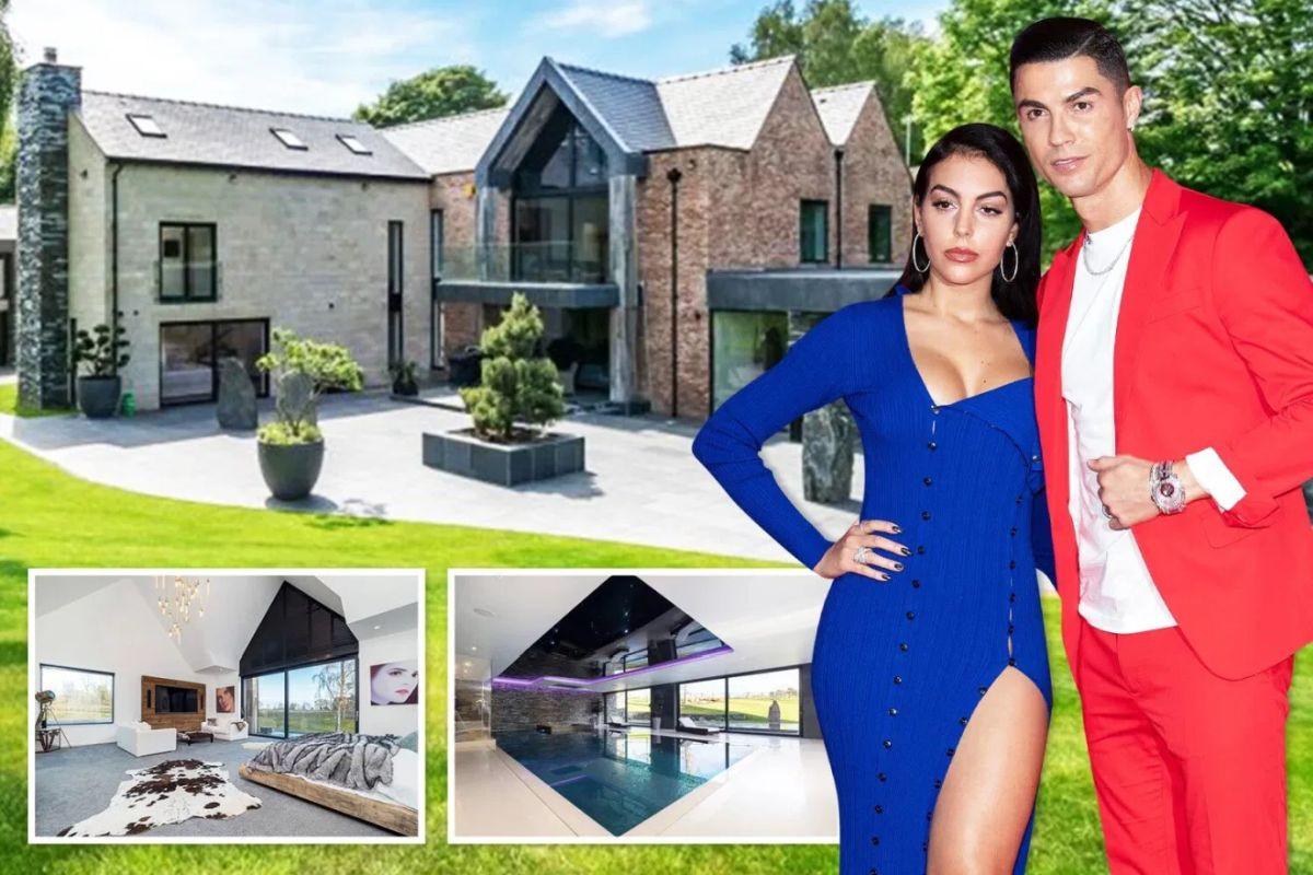 Ronaldo i Georgina napustili luksuznu vilu nakon samo deset dana zbog bizarnog problema