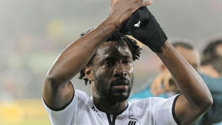 Težek udarac za Swansea: Bony i Fer izgubljeni do kraja sezone