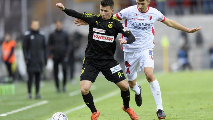 Trener Paderborna nije htio kriti razloge zbog čega Rifet Kapić ne igra